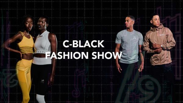 C-Tribe   C-Black Fashion Show